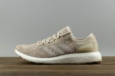 separation shoes 68c26 56a4b 2018 Original 2018 Adidas Pure Boost Mens Running Sneakers Beige White  blanc S82099 Youth Big Boys