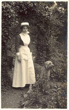 ☤ MD ☞☆☆☆ WWI British Nurse.