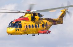 The AgustaWestland CH-149 Cormorant manufactured by AgustaWestland is a medium search and rescue (SAR) Utility helicopter developed from the AgustaWestland AW101. The CH-149 Cormorant is currently the Canadian Air Force's only dedicated search-and-rescue helicopter. The maiden flight of the CH-149 Cormorant took place on the 31st of May 2000 going into service the same year (2000).
