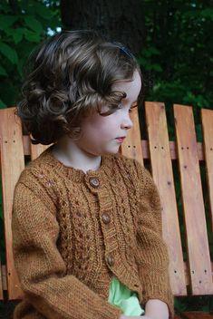 Ravelry: Miss Marple pattern by Nadia Crétin-Léchenne Knitting For Kids, Baby Knitting Patterns, Knitting Projects, Knitting Ideas, Miss Marple, Knit Or Crochet, Crochet Baby, Knit Baby Sweaters, Baby Knits