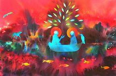 Forgiveness: Jesus vs. Buddha