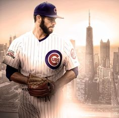 Jake Arrieta owns Chicago