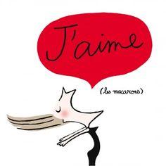 J'AIME LES MACARONS Pierre Hermé Paris