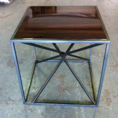 Christian Delcourt side table
