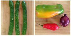Relish: Conserva de Pepinos    Relish é o nome dado a vegetais ou frutas cozidas, picadas e em conserva. Normalmente utilizado como um con...