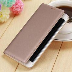 Phone Case For Samsung Galaxy Note Edge N9150 N915 N915F Slim Original Phone Case Wallet + Screen Protector