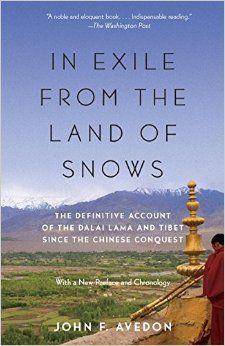 In exile from the land of snows / John F. Avedon Edición1st Vintage Books ed PublicaciónNew York : Vintage Books, 1986