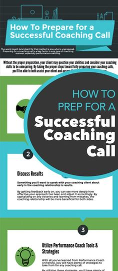 how to prepare for a successful coaching call. Great call prep tools for any health coach, life coach, business coach, or personal trainer even. If you'r a leader in a company, this is a tremendous tool to make sure your team meeting are successful, effective, productive and powerful. Download the coaching call prep tool at performancecoachuniversity.com