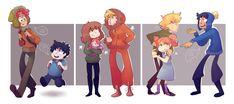 Siblings by Almarus