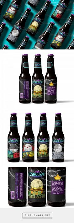CosmoCraft Brewing Co. by Alice Packard