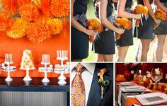 Orange and Grey...