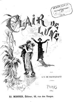 186 Best Guy de Maupassant book covers and illustrations