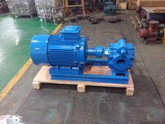 KCB633 double gear pump electric fuel oil transfer pump