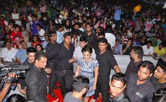 Dia Mirza at SRCC Youth Conference - Event Security by Denetim -denetimservices.com
