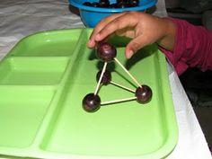 Grapes Geometry, 2D-3D Shapes...Brilliant!