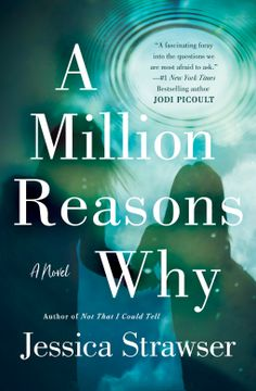 A Million Reasons Why | Jessica Strawser | 9781250241627 | NetGalley Got Books, Book Club Books, Books To Read, Book Nerd, A Million Reasons, Jodi Picoult, Why Book, Book Recommendations, Bestselling Author
