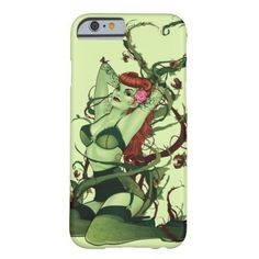 Poison Ivy Bombshell 3 Barely There iPhone 6 Case