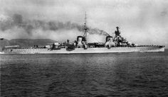 Trento class was an Italian heavy cruiser design of the Regia Marina from the late 1920's.