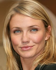 Light Spring Celebrities include cameron diaz, blake lively and taylor swift. Cameron Diaz, Blonde Color, Hair Color, Warm Blonde, Actrices Blondes, Beautiful Eyes, Beautiful Women, Fresh Makeup, Elizabeth Hurley