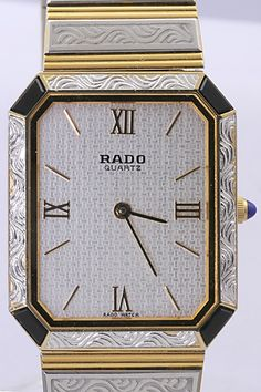 RADOラドーアンティーク?レア?メンズ腕時計中古送料無料 Watch rado ¥8400yen 〆04月25日