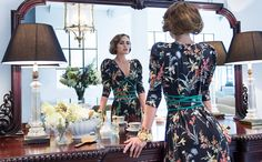 Shop Leona Edmiston designer print frock dresses online from the Official Leona Edmiston eBoutique. Frock Dress, Frocks, Dresses Online, Print Design, Floral Prints, My Style, How To Wear, Album, Shopping