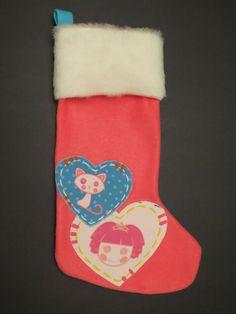 Lalaloopsy Christmas Stocking