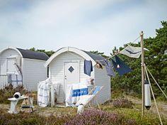Bol d'air frais près de la mer avec Ikea - Ikea printemps-été : larguez les amarres ! - CôtéMaison.fr