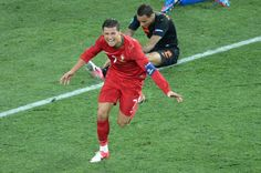 Cristiano Ronaldo scores twice for advancing Portugal - POR 2-1 NED