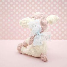 Amigurumi crochet doll pattern Harriet the Horse PATTERN