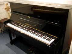 Restored Upright Piano for sale | Yamaha U1 | The Piano Workshop