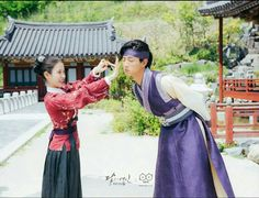 14 prince and Hae Soo