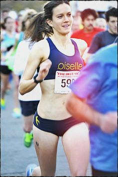 When a photo depicts beauty in running, @Kate Grace nails it