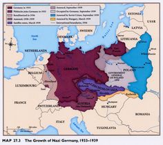 The Growth of Nazi Germany