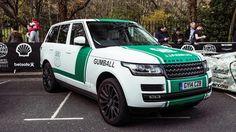 Range Rover Gumball 3000 2016