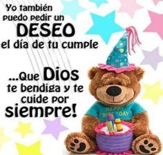tu gracia me salvo Happy Birthday Kind, Happy Birthday Greetings, Debut Themes, Barbie, Good Morning Greetings, Pajama Party, Home Interior, Teddy Bear, Kids
