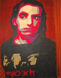 Evan Derian by Tamela Ekstrom   NFS  Comic Book Artist   Graphic Novelist Newest Work: Miserable Americans  Www.evanderian.com