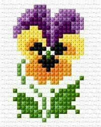 Thrilling Designing Your Own Cross Stitch Embroidery Patterns Ideas. Exhilarating Designing Your Own Cross Stitch Embroidery Patterns Ideas. Mini Cross Stitch, Cross Stitch Cards, Modern Cross Stitch, Cross Stitch Designs, Cross Stitching, Cross Stitch Embroidery, Embroidery Patterns, Cross Stitch Patterns, Cross Stitch Flowers Pattern