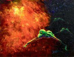 "Star Trek Impressionism ""Hunting For Prey"""