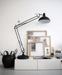 Floorlamp office Zuiver