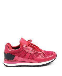 Ladies sneakers DOLCE&GABBANA 2518 Fucsia - titalola.com