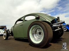 MeanGreen Volksrod by Swanee3 on DeviantArt