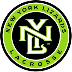 New York  Lizards Primary Logo (2013) -