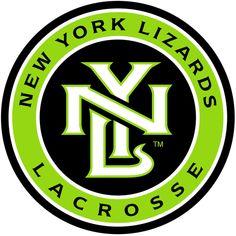 New York  Lizards Primary Logo (2013) -