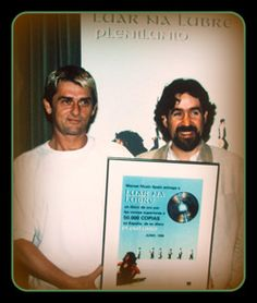 Luar na Lubre con Mike Oldfield