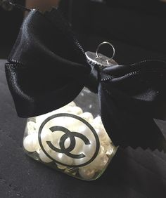 Chanel Christmas ornaments  #chanel #fashion
