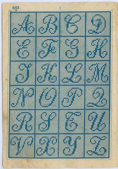 Free Easy Cross, Pattern Maker, PCStitch Charts + Free Historic Old Pattern Books: November 2010