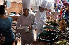 Con la degustación de una gran variedad de platillos preparados a base del chapulín, los morelianos pudieron continuar disfrutando de un domingo familiar en la tenencia de Chiquimitío, sede hasta ...