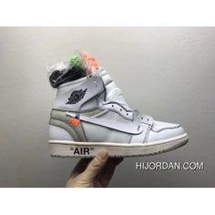 cheaper 21cf8 708c1 36-46 Air Jordan 1 Collaboration Series All White Latest