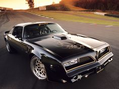 """We got a long way to and a short time to get there.""  Trans Am 