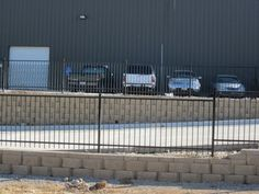 Iron Fences, Metal, Metals